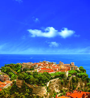 Mediterranean Coastal Hideaways Monte Carlo